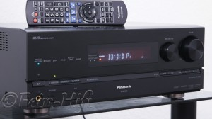 Panasonic SA-BX500 HDMI Digital 7.1 AV Receiver