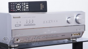 Panasonic SA-HE200 Digital 6.1 AV-Receiver silber