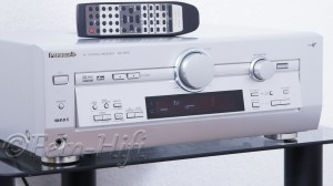 Panasonic SA-HE 70  Dolby Digital 5.1 Receiver silber