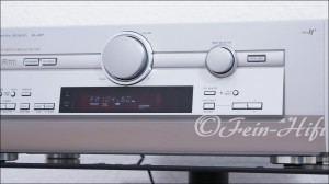 Panasonic SA-HE7 Dolby Digital 5.1 Receiver Silber