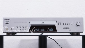 Sony SCD-XE670 CD-Player/SACD-Player mit CD-Text silber