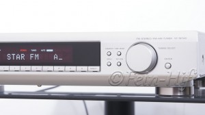Sony ST-SE 520 RDS Tuner in silber