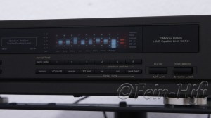 Technics SH-GE 70 7-Band Equalizer mit Display..