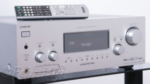 Sony STR-DB2000 QS Dolby Digital DTS 6.1 Receiver silber