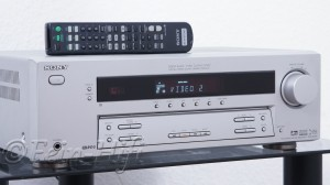 Sony STR-DE495 Dolby Digital DTS AV Receiver silber