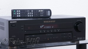 Sony STR-DE595 Dolby Digital AV Receiver