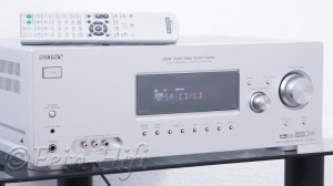 Sony STR-DG500 6.1 Dolby Digital DTS Receiver silber