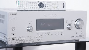 Sony STR-DG700 HDMI 6.1 Dolby Digital AV Receiver silber