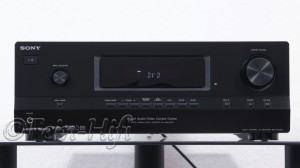 Sony STR-DH500 Dolby Digital 5.1 AV Receiver mit HDMI