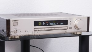 Sony ST-S770 ES High-End HiFi Tuner champagner s.