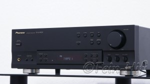 Pioneer SX-209 Stereo RDS Receiver