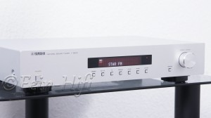 Yamaha T-S500 Stereo FM/AM Tuner silber