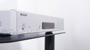 Onkyo T-4355 Stereo FM/AM Tuner silber