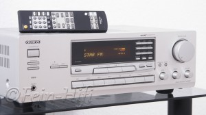 Onkyo TX-8522 RDS Stereo Receiver silber