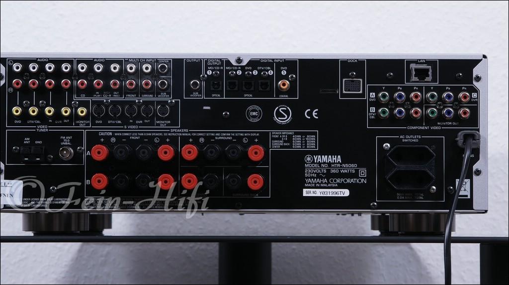Yamaha Av Receiver Mit Internet Radio