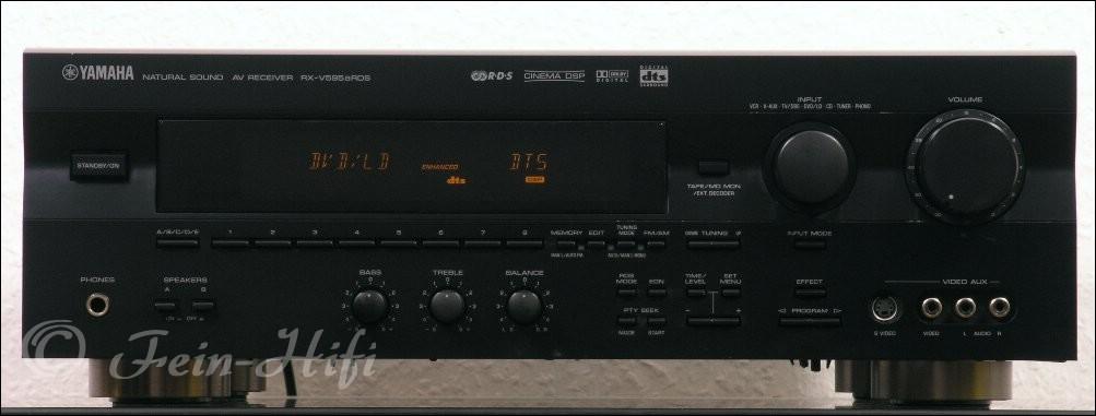 Yamaha Dsp Aa