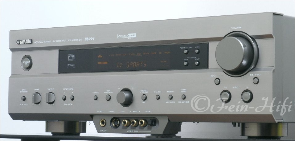yamaha receiver rx v371 manual