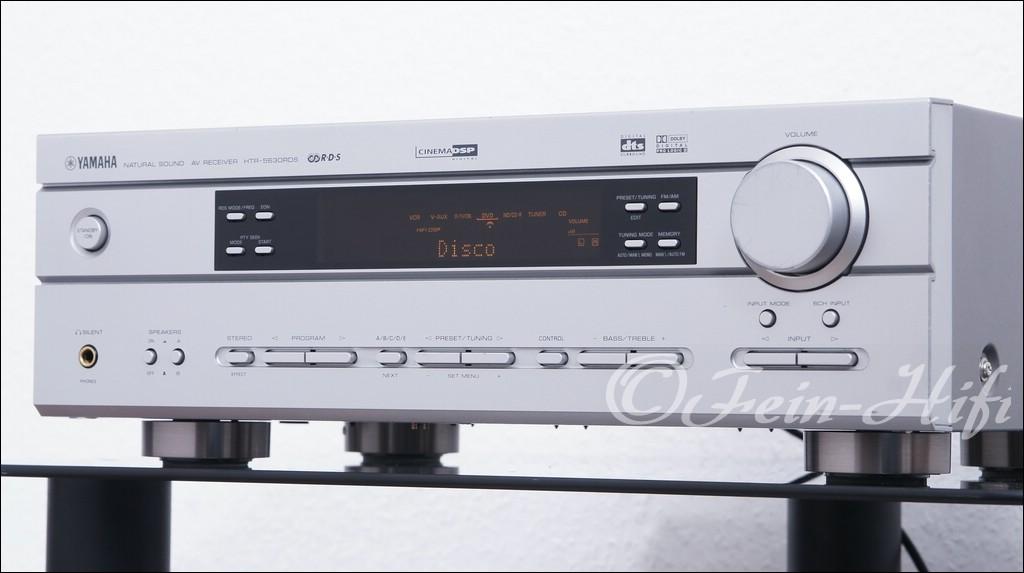 Yamaha Receiver Htr