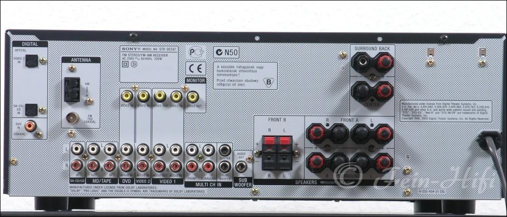 Yamaha Dsp A Specs