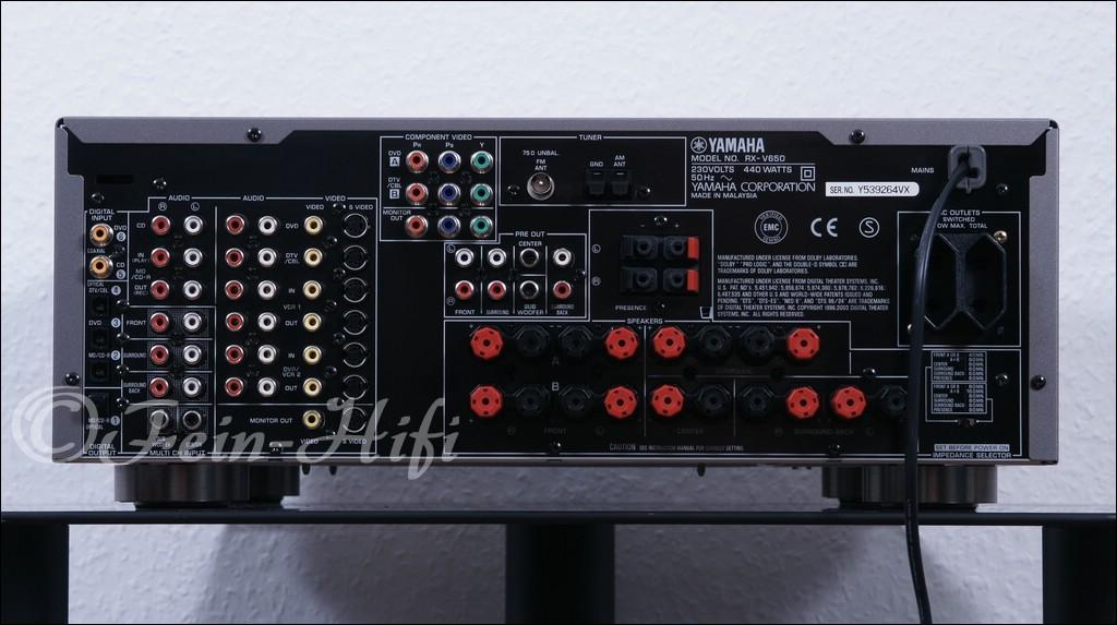 Yamaha Neo Receiver