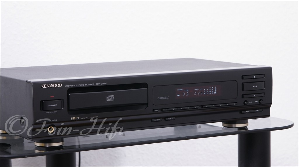 kenwood dp 3060 cd player gebraucht fein hifi shop. Black Bedroom Furniture Sets. Home Design Ideas