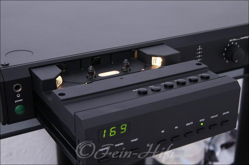braun c1 atelier kassettendeck gebraucht fein hifi shop. Black Bedroom Furniture Sets. Home Design Ideas