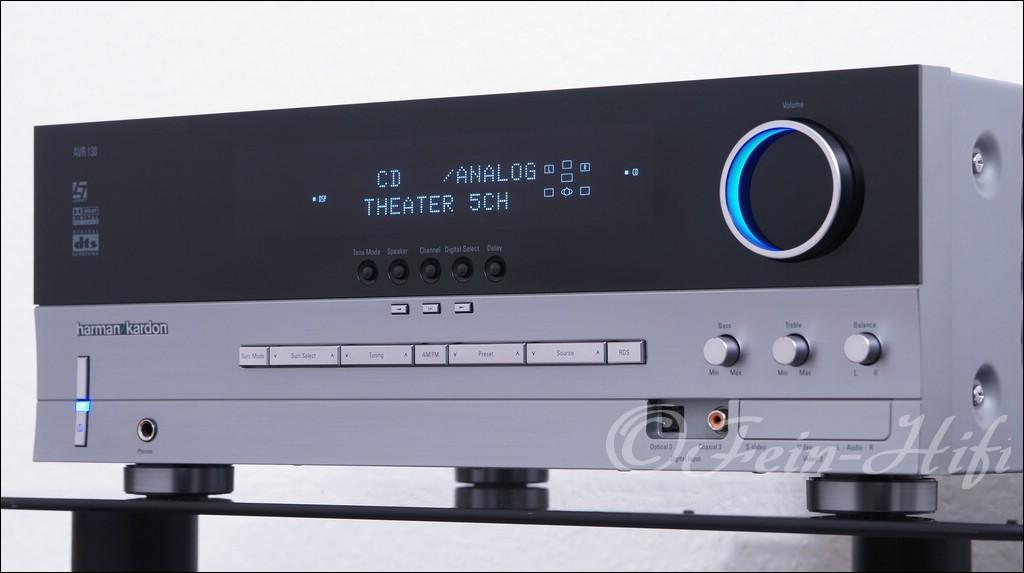 Harman Kardon AVR 130 Digital Heimkino Receiver - gebraucht