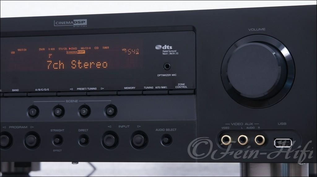 Yamaha Rx V Receiver