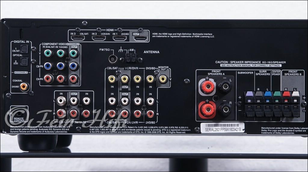 Yamaha Htr Manual