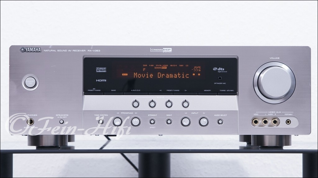 Yamaha Av Receiver News
