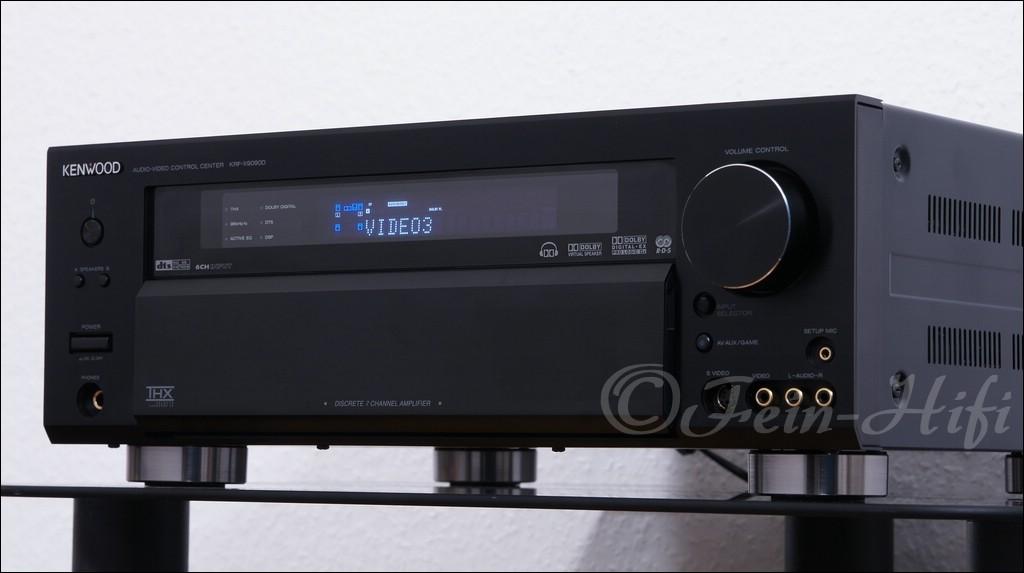 Yamaha Thx Receiver