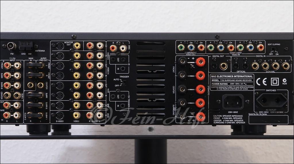 Ohm Yamaha Receiver