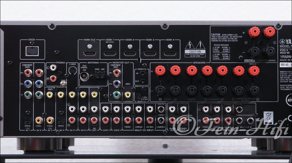 Yamaha Hifi Receiver