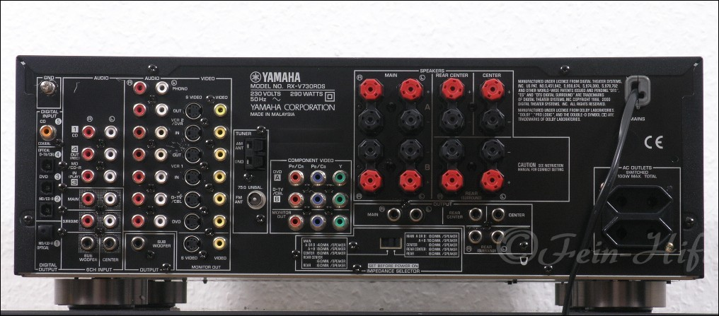 Yamaha Digital Receiver