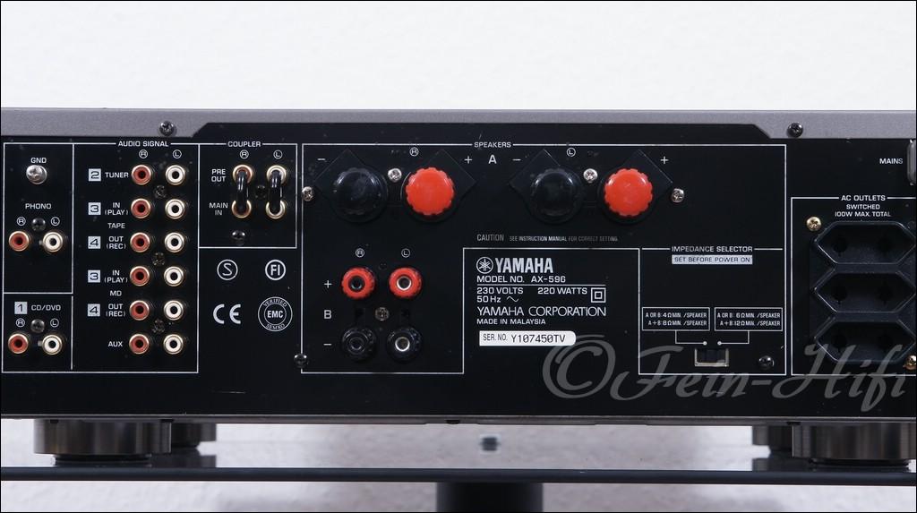 Yamaha Hifi Lautsprecher
