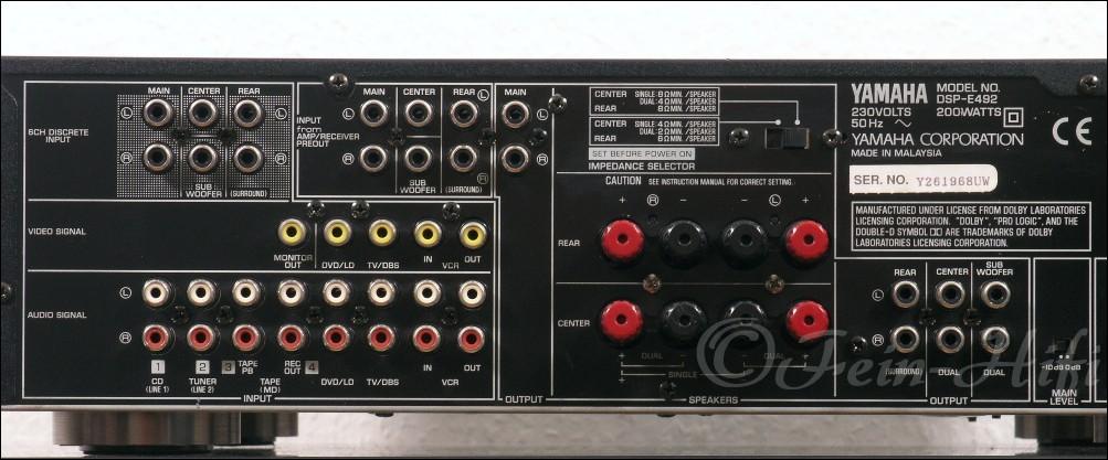 Yamaha Dsp A Ebay