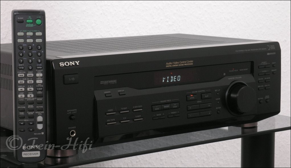 Dolby Surround Verstärker : sony str de245 dolby surround av receiver gebraucht ~ Aude.kayakingforconservation.com Haus und Dekorationen