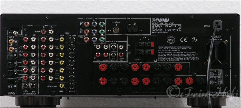 Yamaha Rxv
