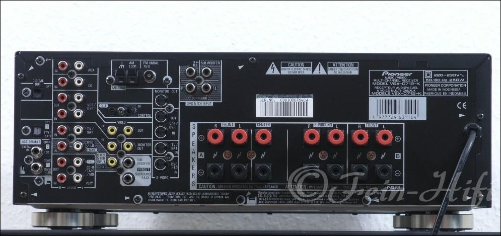 Yamaha K Av Receiver