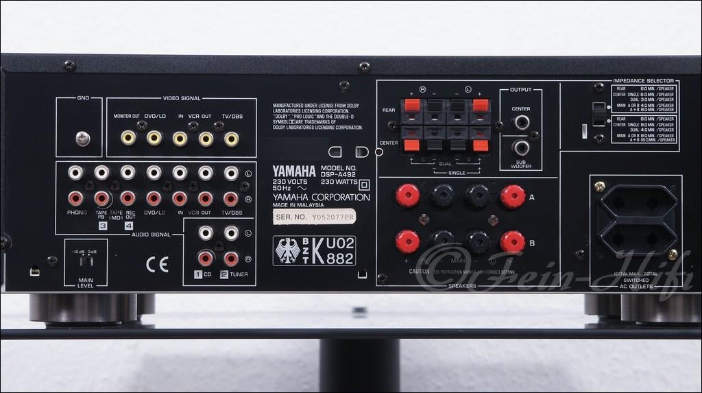 Yamaha Dsp For