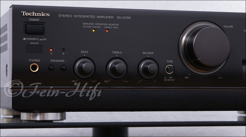 technics su a 700 stereo verst rker fein hifi online shop. Black Bedroom Furniture Sets. Home Design Ideas
