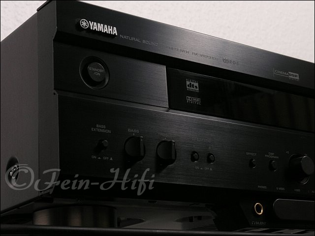 yamaha rx v620rds dolby digital heimkino av receiver. Black Bedroom Furniture Sets. Home Design Ideas