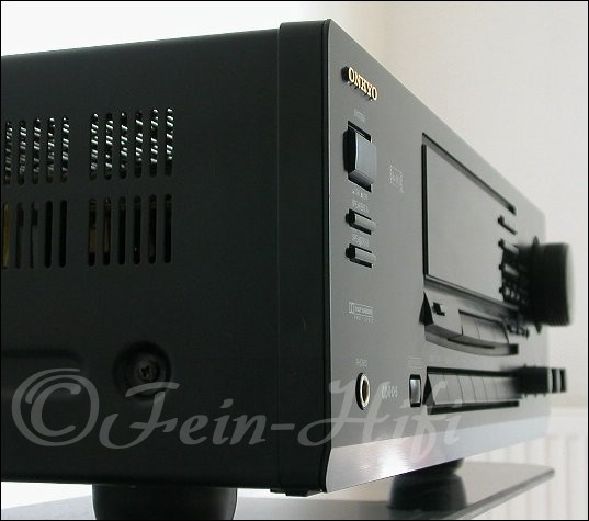 onkyo tx sv454 dolby surround 5 1 receiver verst 228 rker