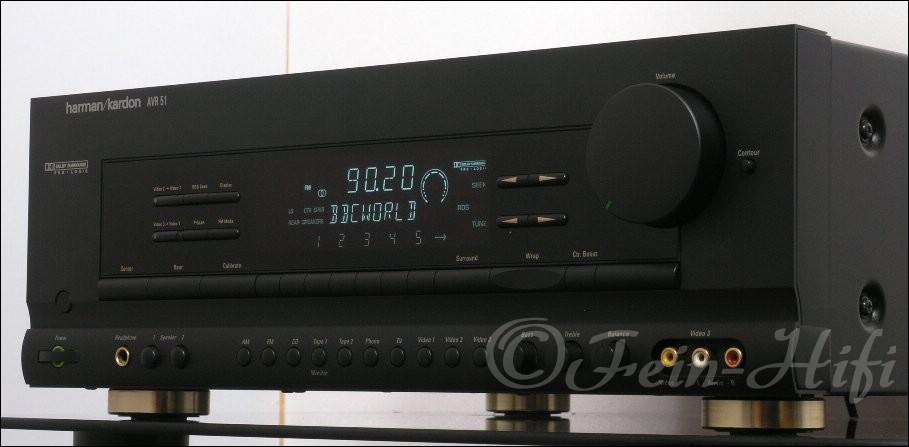 Yamaha Avr With Phono
