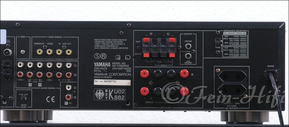 Yamaha Rx Areciever Images