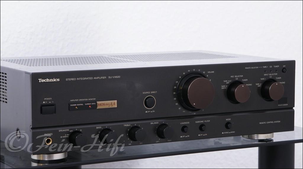 Yamaha Vx  Receiver