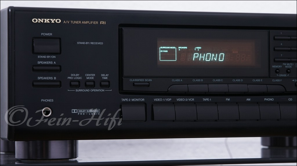 Onkyo tx sv9030 stereo mehrkanal av receiver gebraucht for Onkyo or yamaha receiver