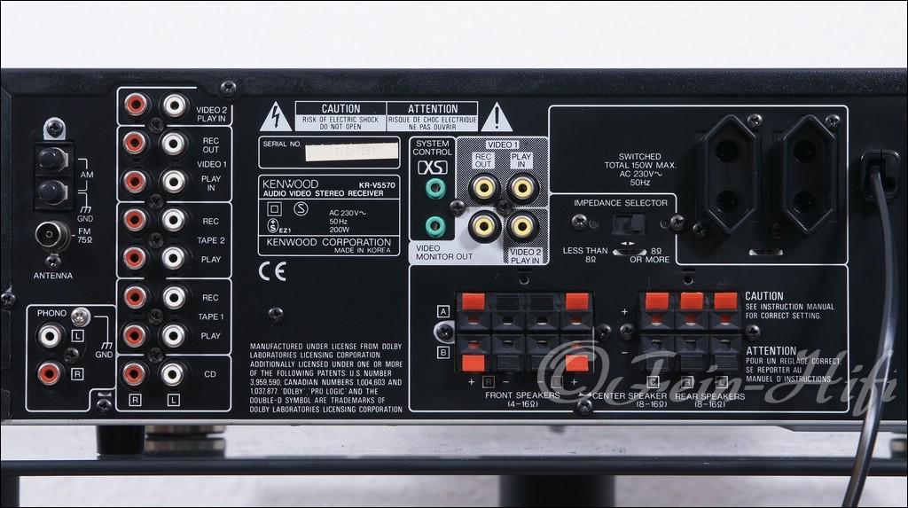 Yamaha Dsp Z