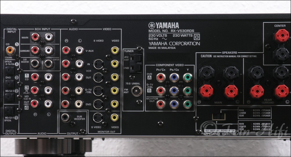 Yamaha Rx V Rds Review