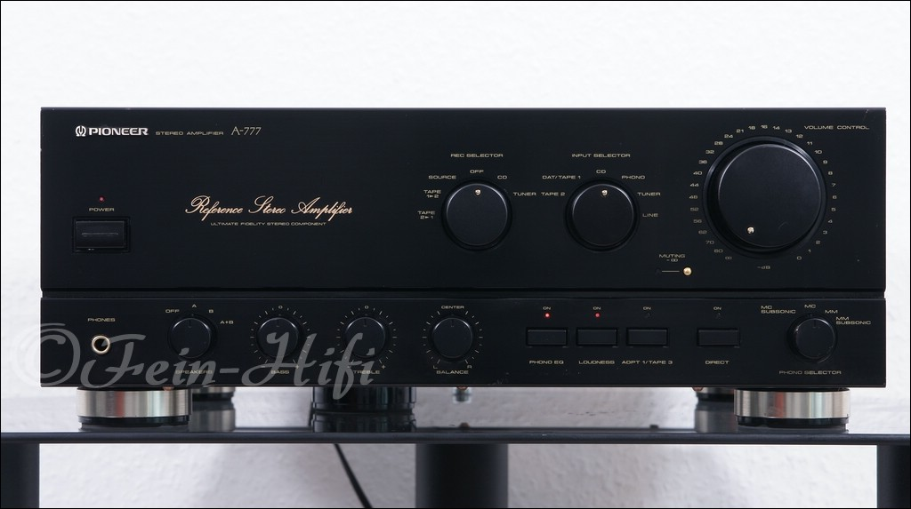Onkyo TX 8555 Stereo 2 1 Receiver Silber  2375 likewise Pioneer A 702R Stereo Vollverstaerker O  1559 together with Pioneer A 777 High End Stereo Verstaerker 19 Kg Bolide  2318 in addition Denon PMA 480R Stereo Verstaerker  1009 likewise Pioneer A 757 MKII Verstaerker 20kg Bolide  2317. on teac cd recorder